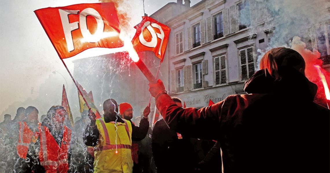 Párizs: harcolj a tőke ellen!