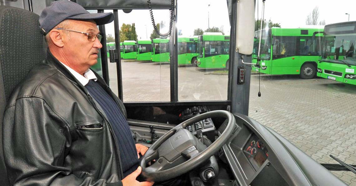 Pécsi buszosok csatája a liberális önkormányzattal