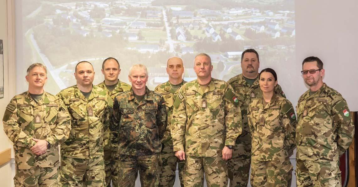 Jön a Bundeswehr Magyarországra?