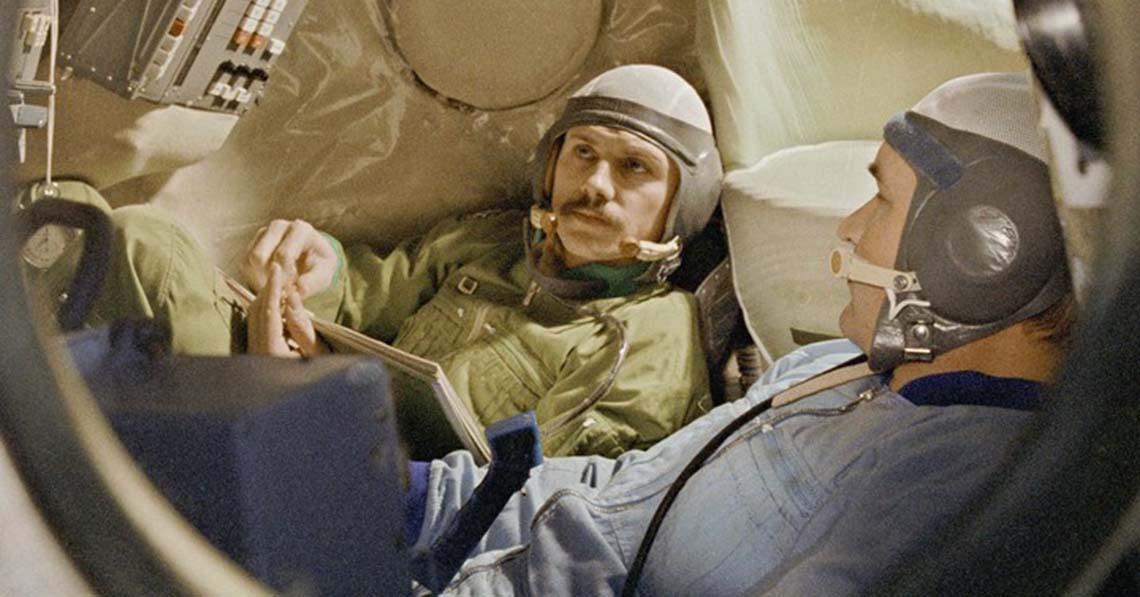 Első magyar űrrepülés, immáron negyven éve