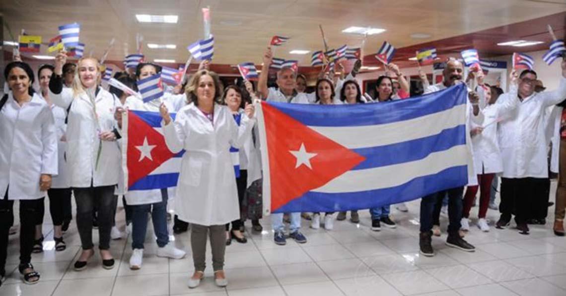 Nobel-békedíjat a kubai orvosoknak!