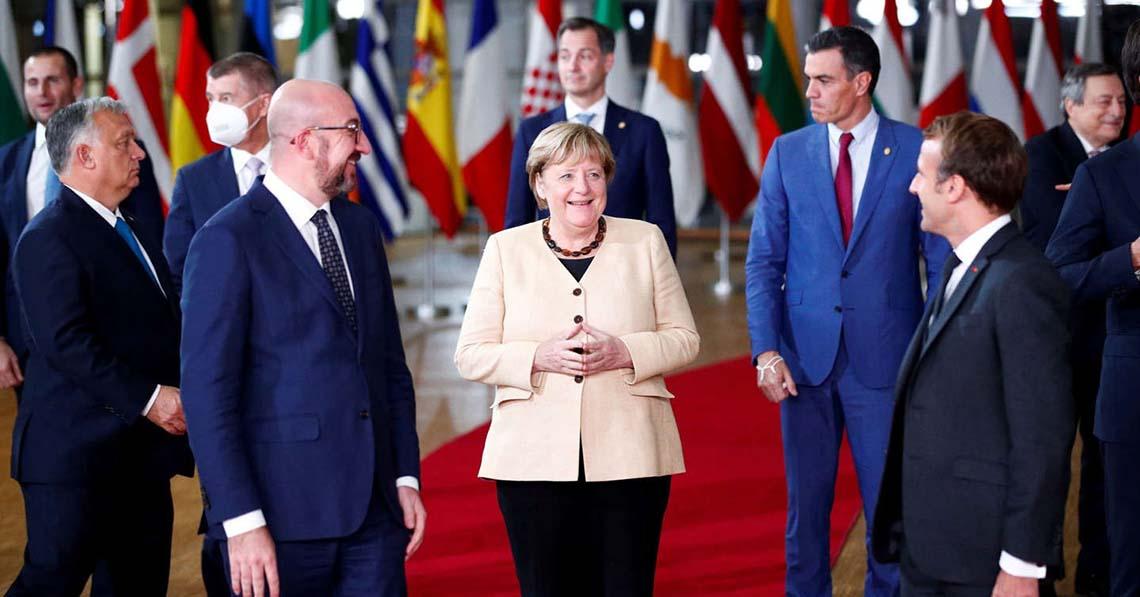 Németország akar parancsolni Európának