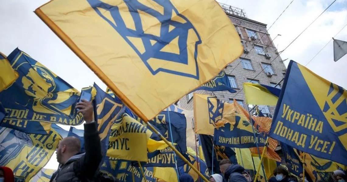 Ukrajna: fasizmus tegnap, fasizmus ma