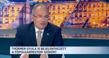 Magyarország élőben Thürmer Gyulával (videó)