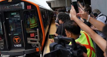 Kínai metrókocsik futnak Bostonban