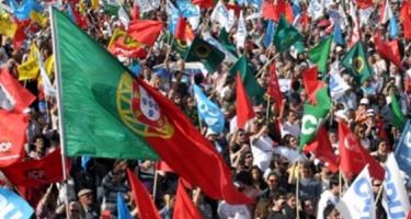 Portugália: győztek a szocialisták, a kommunisták a negyedik helyen
