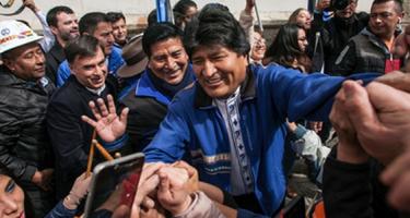 A Munkáspárt elítéli a bolíviai államcsínyt