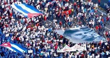 A világ többsége Kuba mellett van