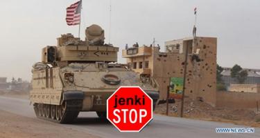 Amerikai csikicsuki Szíriában