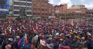 Bolívia: még nincs vége a harcnak!