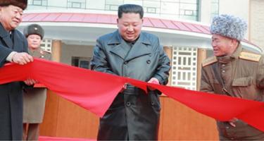 Észak Korea nem csak rakétákat épít