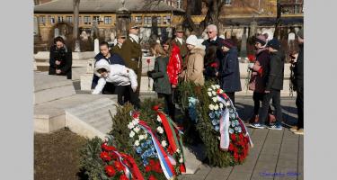 A Munkáspárt is emlékezett a szovjet hősökre