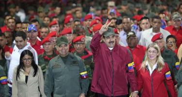 Mi a venezuelai népet támogatjuk és nem az USA-t!