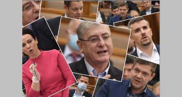 Kisebbségi diktatúra, avagy az ellenzék szórakozik velünk