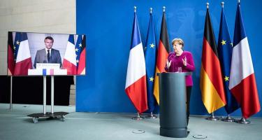 """Merkel-Macron: jelzálogot tesznek az """"európai házra"""""""