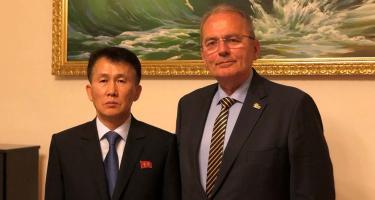 Közös érdek a magyar-észak-koreai kapcsolatok fejlesztése