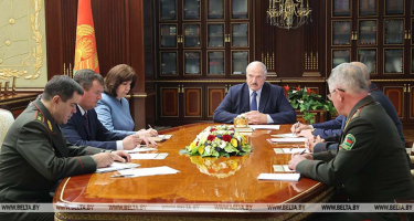 Mi a tét Belaruszban?