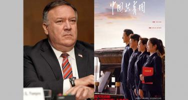Pompeo küzdelme 90 millió kínai párttag ellen