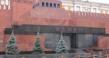 Harc a Lenin Mauzóleumért