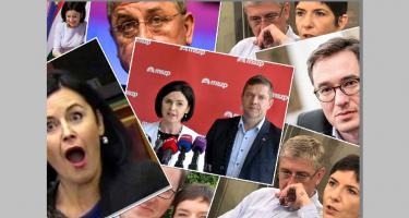MSZP: haldokló párt élettelen kongresszusa