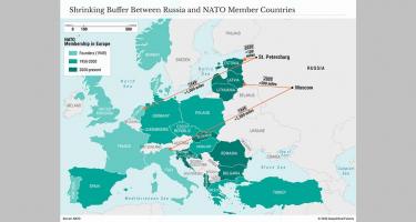 A NATO Szentpétervár kapui előtt