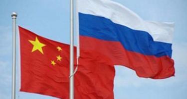 Oroszország és Kína válaszol a nyugatnak