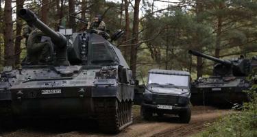 A német páncélosokat a covid-19 sem állíthatja meg