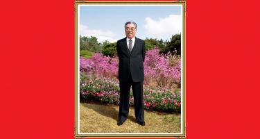 Emlékezés Kim Ir Szenre