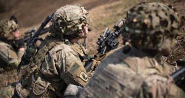 Ukrajna: az amerikai hadsereg útra kész