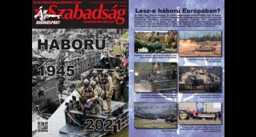 Itt A Szabadság: Lesz-e háború Európában?