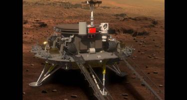 Kína eljutott a Marsra