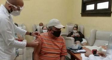 Kuba kubai vakcinával olt be minden kubait