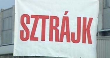 """A sztrájkjog nem """"európai ajándék"""""""