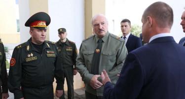 Belarusz kész megvédeni önmagát