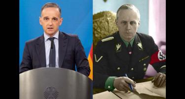 Heiko Maas – Hitler és Ribbentrop nyomdokain