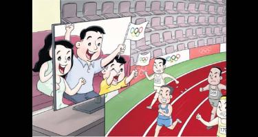 Néptelen olimpia: a kapitalizmus tehetetlenségének nyílt bevallása