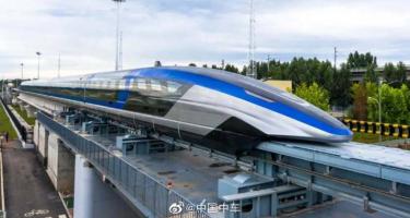 Újabb kínai csoda: 600 kilométer óránként