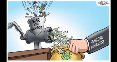 Afganisztánnak vége, de a háborúknak nem!