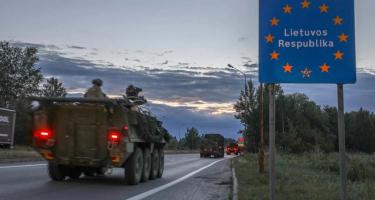 Litvánia: jól jönne egy falat Belarusz földjéből